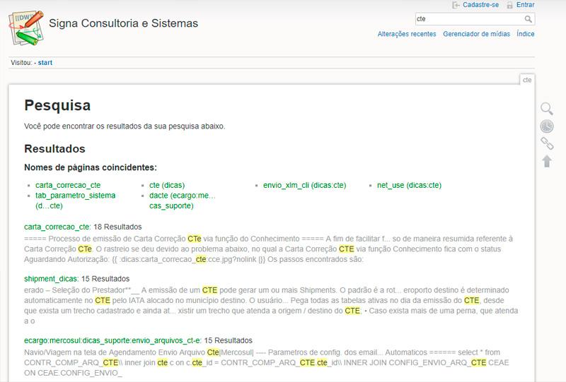 Gestão de conhecimento: Wiki