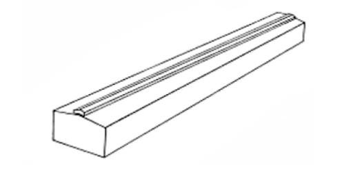 Figura: Arca de Noé nas proporções bíblicas (modelwarships, 2012)