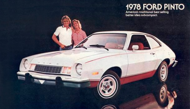 1978 - Ford Pinto