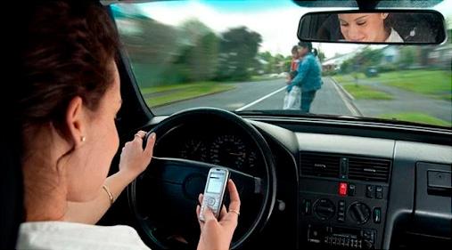 Cerca de 150 pessoas morrem diariamente no trânsito por conta do uso de celulares (Imagem: JusBrasil)