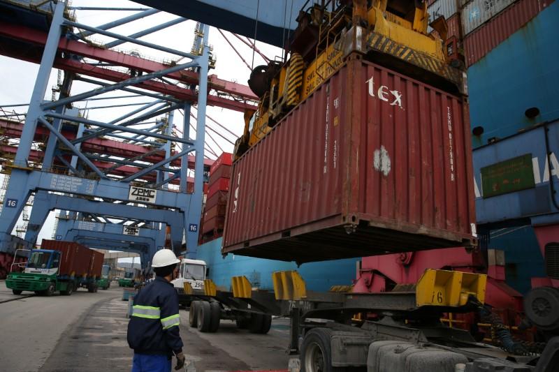 Agronegócio do Brasil pede a governo garantias para manter logística portuária