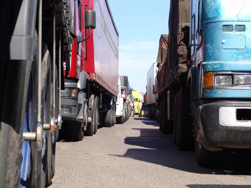 Crédito de R$ 30 mil para caminhoneiros autônomos foi anunciado nesta terça-feira (16)(Foto: Anderson Petroceli / Agência RBS)