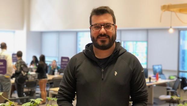 Felipe Trevisan, fundador da Vuxx, startup de logística (Foto: Divulgação)