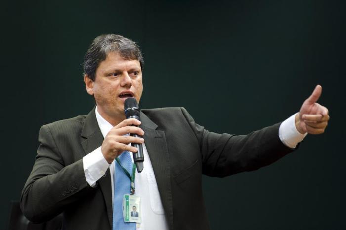 Ministro da Infraestrutura se reuniu com a categoria nesta quarta-feira. Marcelo Camargo / Agência Brasi