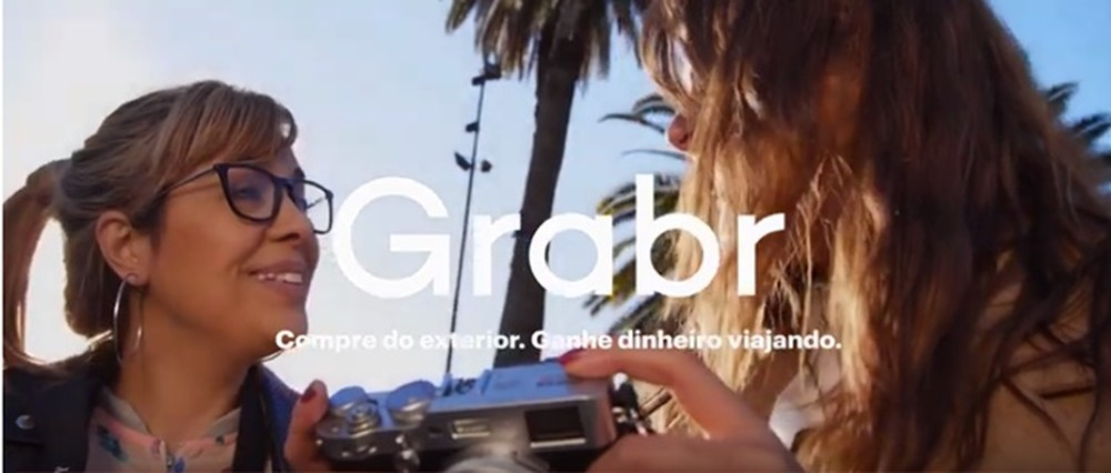 Grabr conecta compradores e viajantes para receber produtos do exterior e ganhar um dinheiro extra — Foto: Divulgação/Grabr