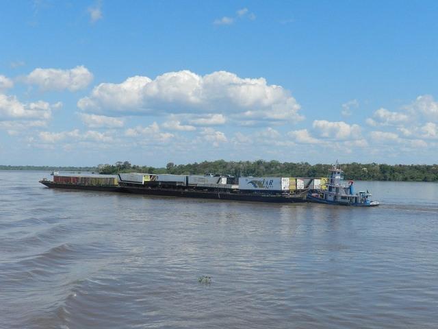 Os negócios da logística na Amazônia