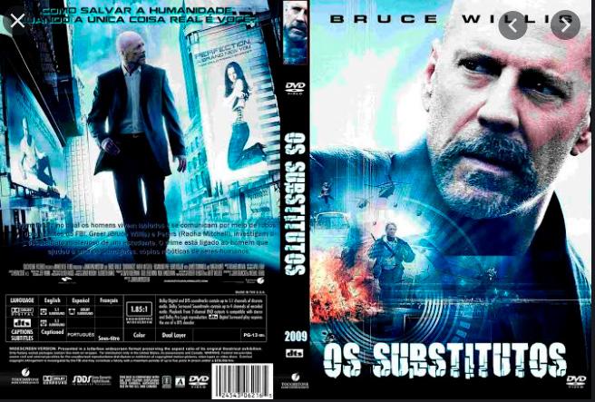 Os Substitutos. Direção: Jonathan Mostow, 2009.
