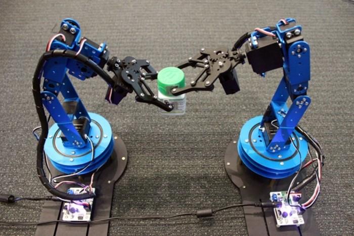 Pesquisadores criam sistema que ajuda robôs a rastrearem objetos