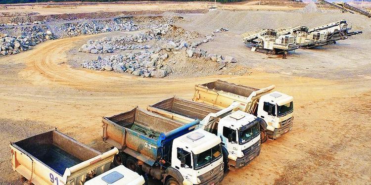 Equipamentos da Lafaete: companhia vai entrar no negócio de locação de veículos de transporte. FOTO: divulgação