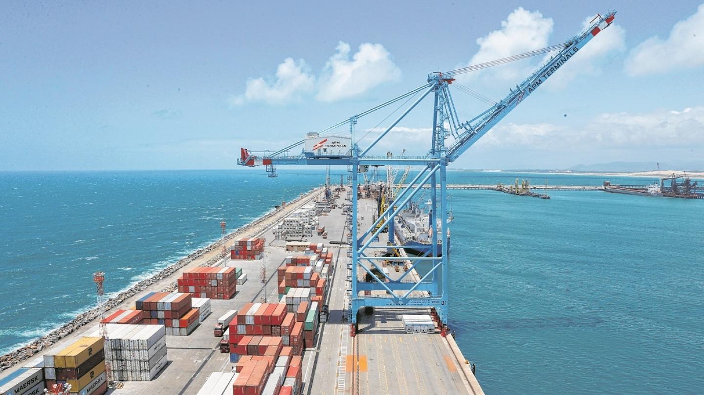 Chegada de Roterdã, no Pecém, acelera o desenvolvimento do Porto e de toda cadeia que o cerca