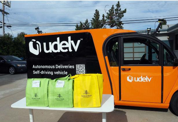 A Undelv é parceira da Farmstead no projeto mais ambicioso da marca, o carro autônomo (foto: divulgação)