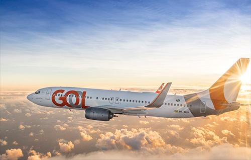 Tráfego aéreo mundial sobe 4,5% em maio; América Latina lidera aumento