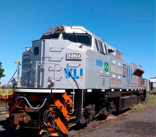 Transporte de celulose por trem para tirar 25 mil caminhões por ano das ruas