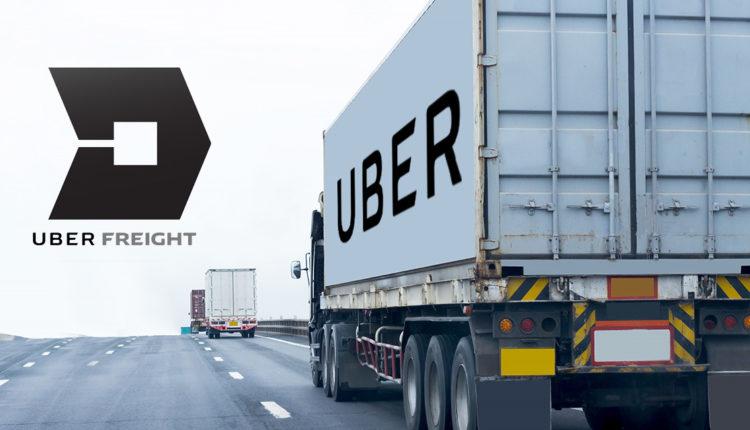 Uber lança serviço de logística na Europa