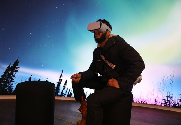 Realidade virtual: o futuro da humanidade? (Foto: Getty Images)