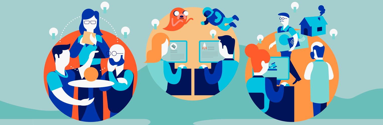 imagem do post Três práticas adotadas por empresas inovadoras na busca por soluções