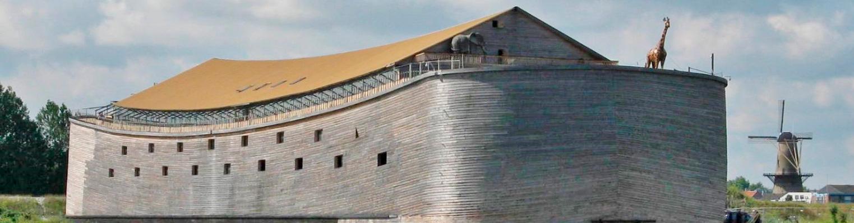 Foto do post A arca de Noé x Titanic