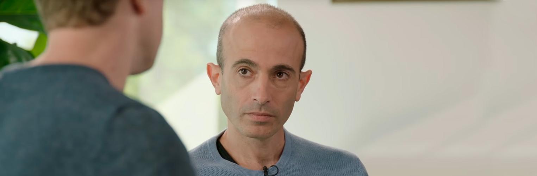 imagem do post Zuckerberg entrevista Yual Noah