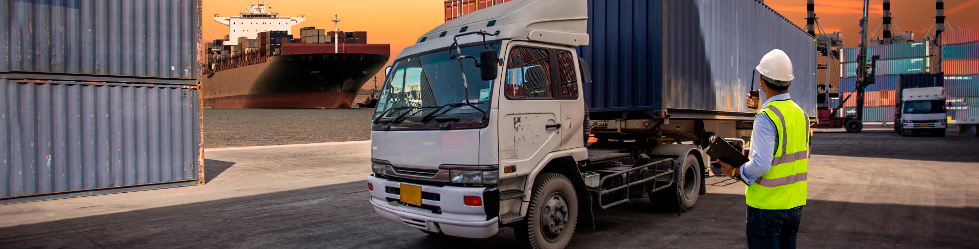 Imagem do post Conheça alguns dos desafios da logística no Brasil